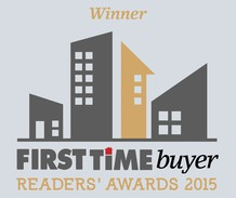 Winner of the first time buyer awards 2015