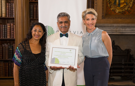 Octavia Volunteer Awards 2018