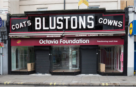 Octavia Kentish Town Shop